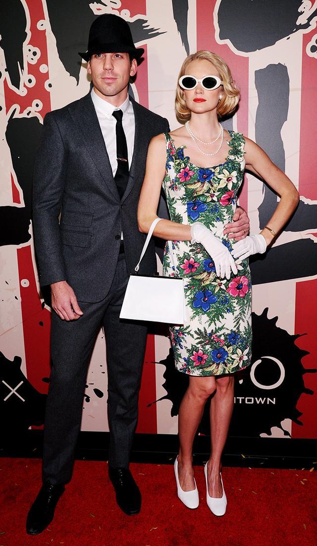 Sean Clayton and Lindsay EllingsonHalloween Costumes
