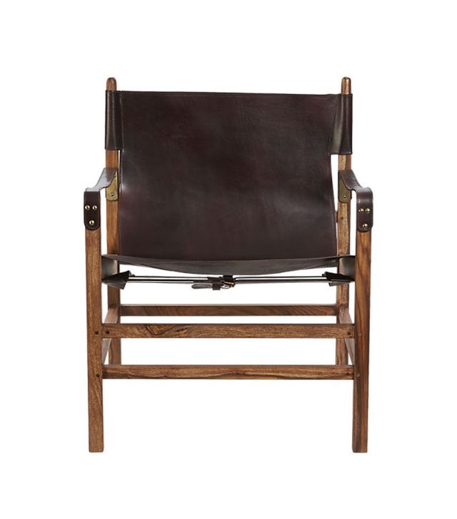 CB2 Expat Lounge Chair