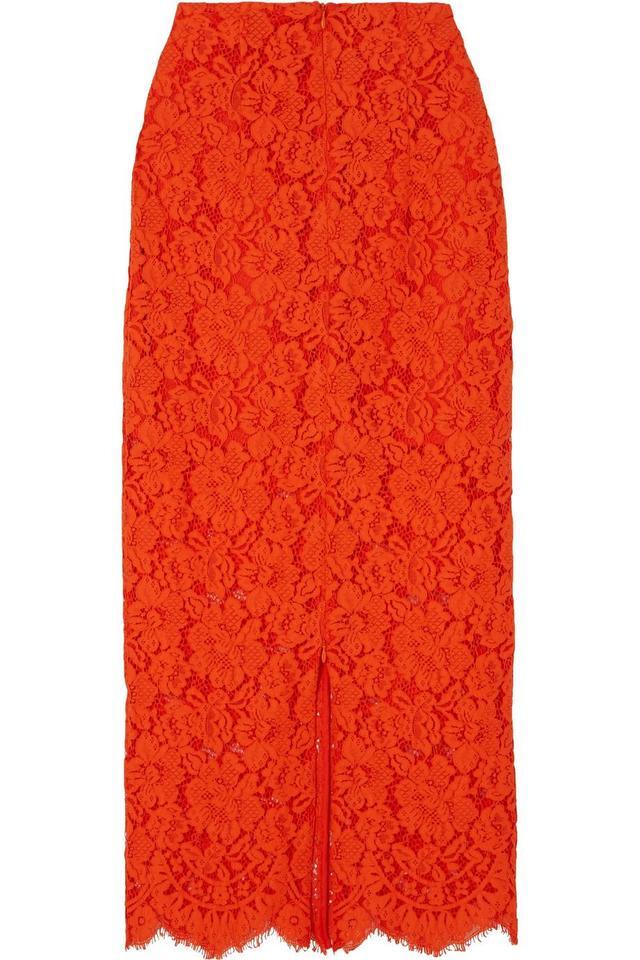 Jerome Lace Midi Skirt