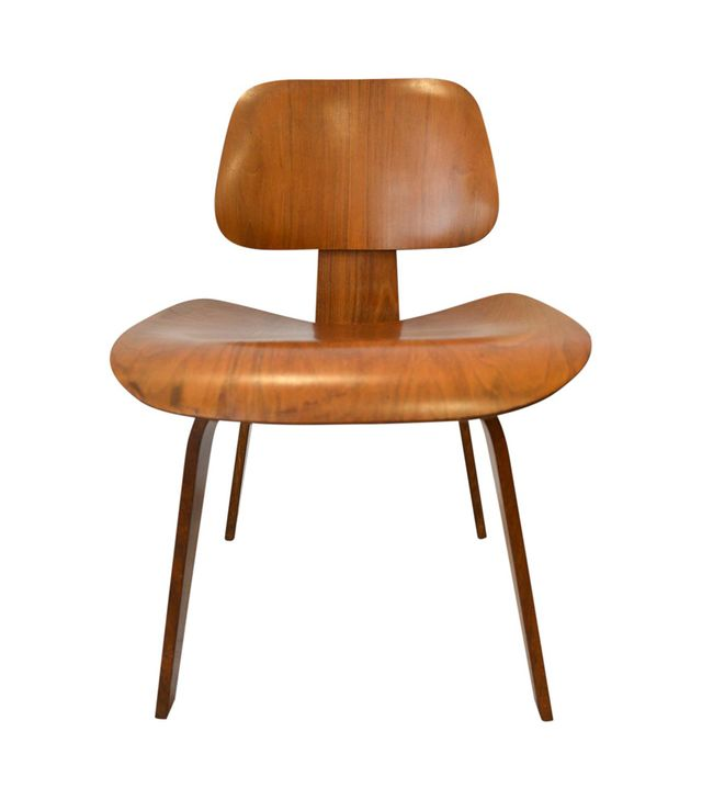 Eames 1970s Mid-Century Modern CW Molded Plywood Chair