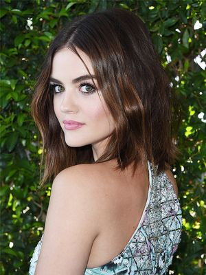 Lucy Hale Just Dyed Her Hair Blonde—See The Photo