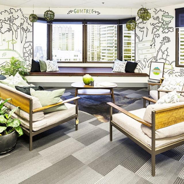 Gumtree's Newly Renovated Sydney HQ Proves Style on a Budget Is Possible