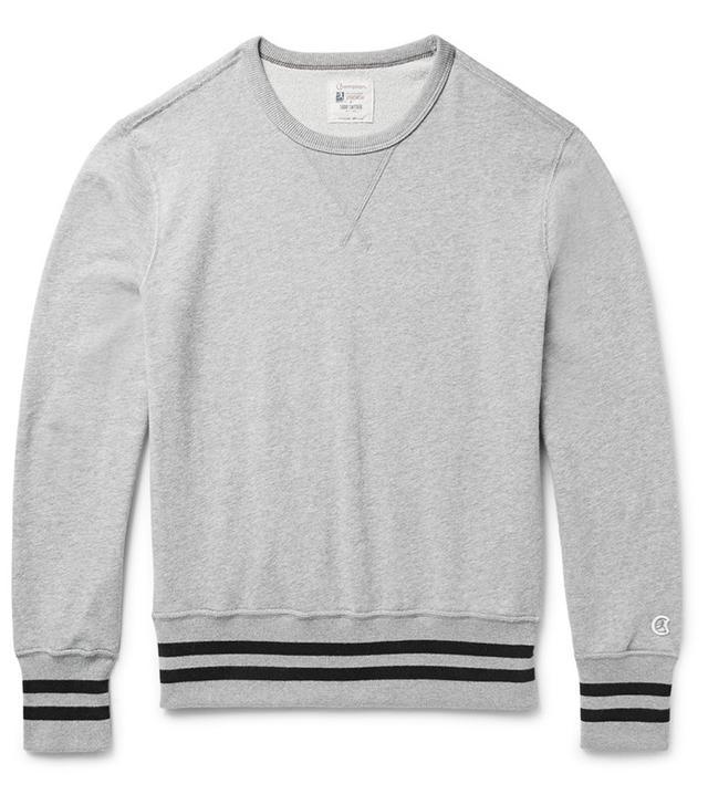 Todd Syder + Champion Loopback Sweatshirt