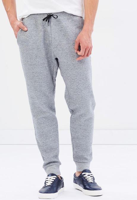 Ralph Lauren Polo Double Knit Tech Pants
