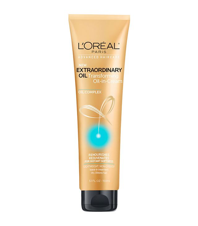 L'Oréal Paris Advanced Haircare Extraordinary Oil Nourish Transforming Oil-in-Cream