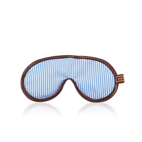 Blue Stripe Eye Mask