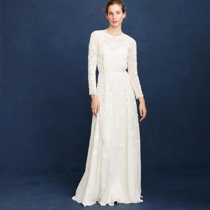 J Crew Simple Wedding Dresses: Why J.Crew Is Shutting Down Its Bridal Line