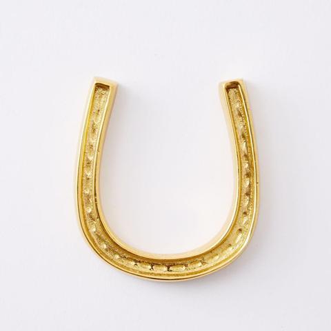 Brass Horseshoe
