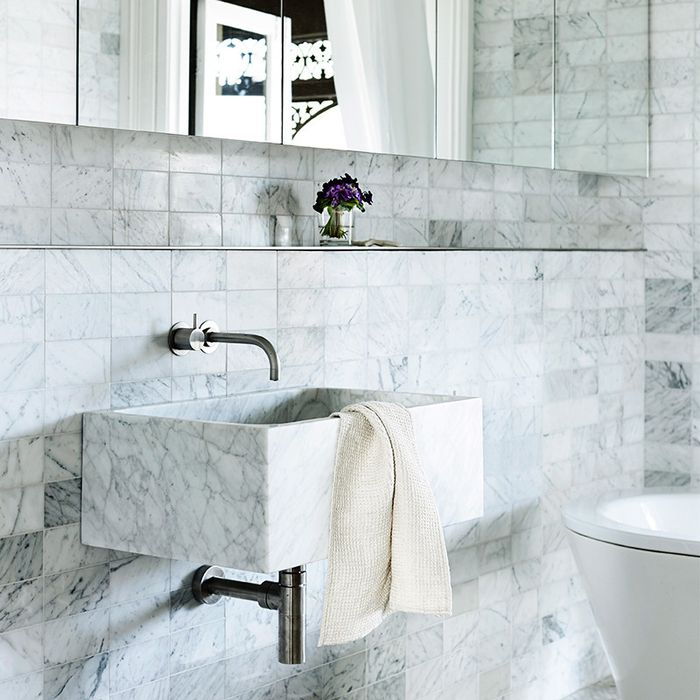 10 unique bathroom sink ideas mydomaine - Unique Bathroom Sinks