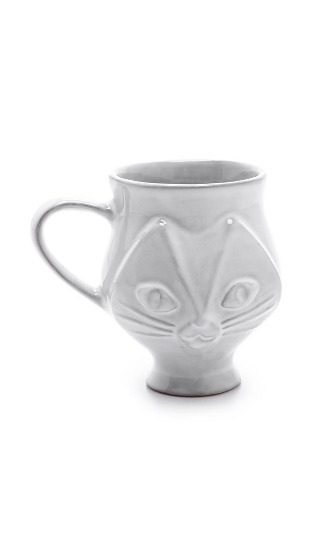 Utopia Cat Mug