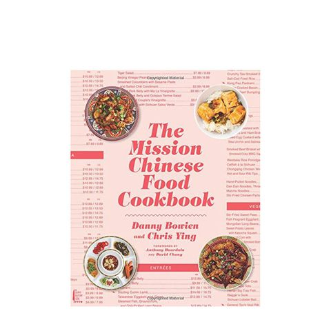 The Mission Chinese Food Cookbok