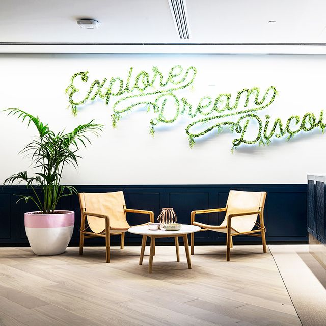 Expedia's Sydney Head Office Has Major Cool Factor