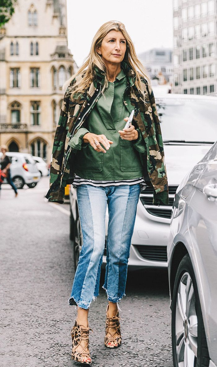 The Street Style Trends Everyone Wore This Year Who What