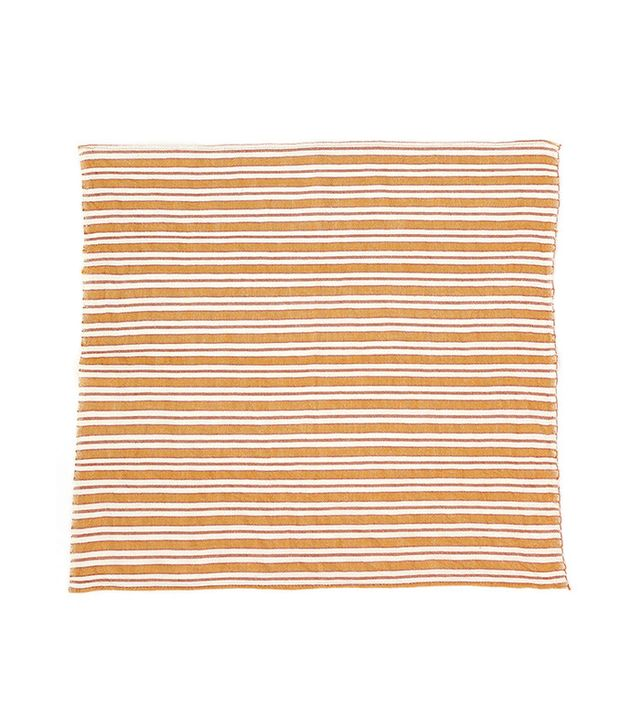 Heather Taylor Home Gold Napkins Set of 4