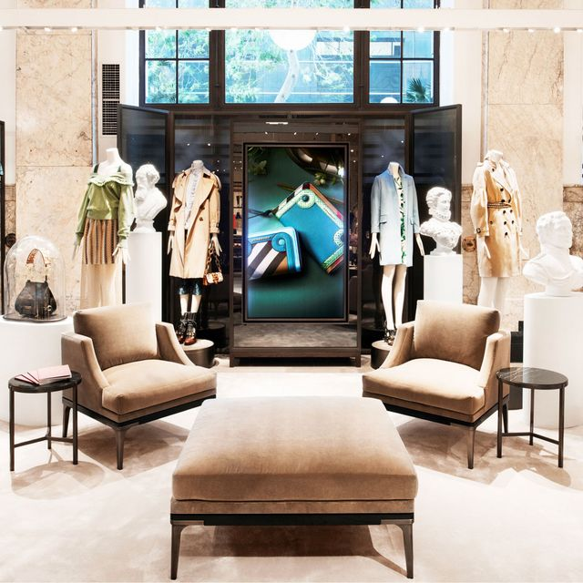 Step Inside Burberry's Beautiful New Sydney Store