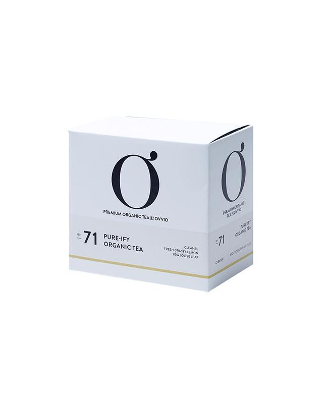 Ovvio Organics Pure-Ify Organic Tea