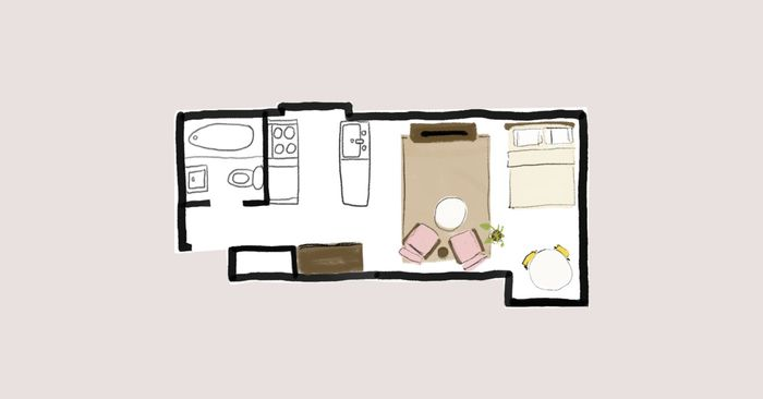 One Studio Apartment 4 Ways—Follow Our Stylish Guide