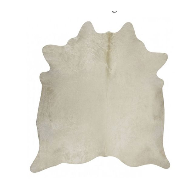 Temple & Webster Natural Hide Rug