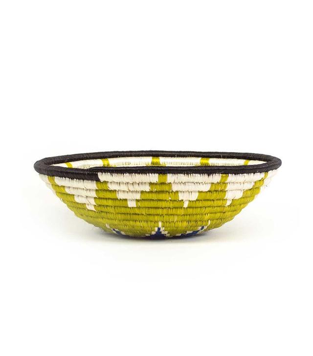 woven fruit basket