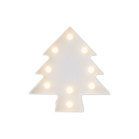 Christmas Tree Marquee Light