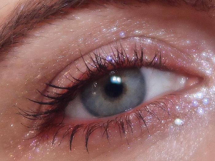 best glitter eye shadow byrdie uk
