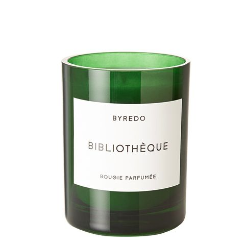 Bibliothèque Holiday Candle