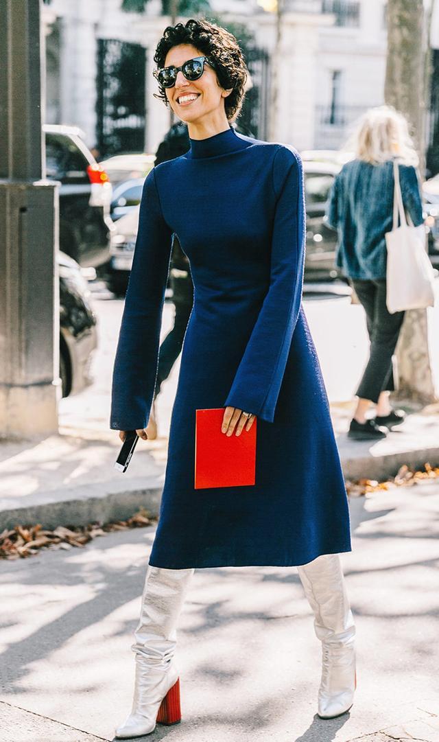 Paris Fashion Week SS17 Street style