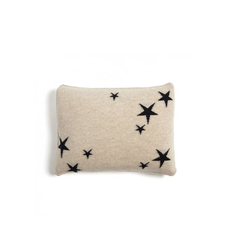 Oatmeal Cashmere Travel Pillow