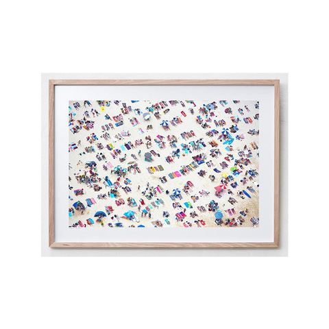 """Colours of Bondi"" (125 cm x 91cm)"