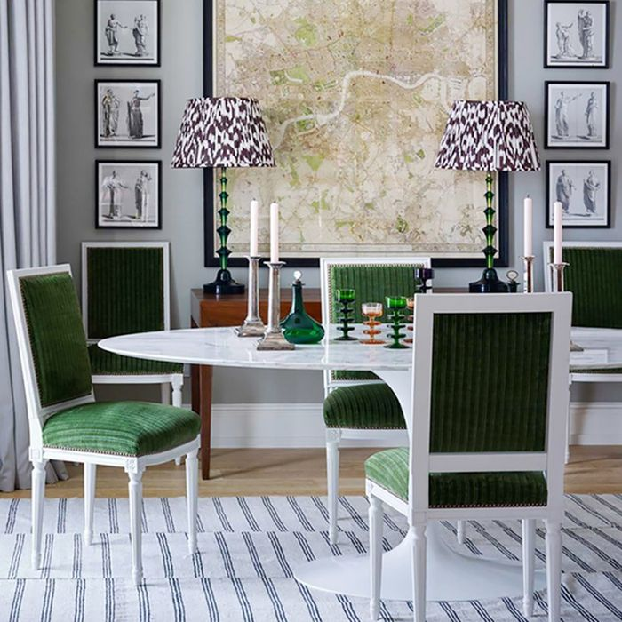 these stunning colors will transform your dining room mydomaine