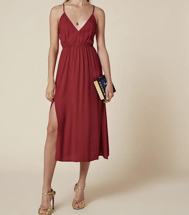 Reformation Kinsley Dress