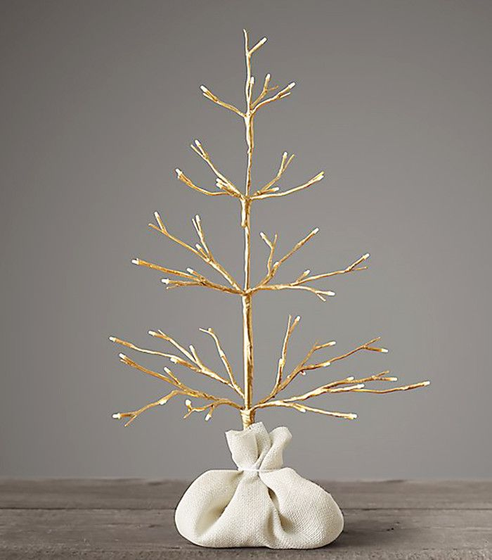 pinterest shop restoration hardware starlit tree collection