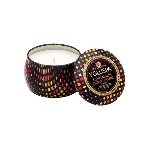 Cinnamon Ceylon & Copal Candle