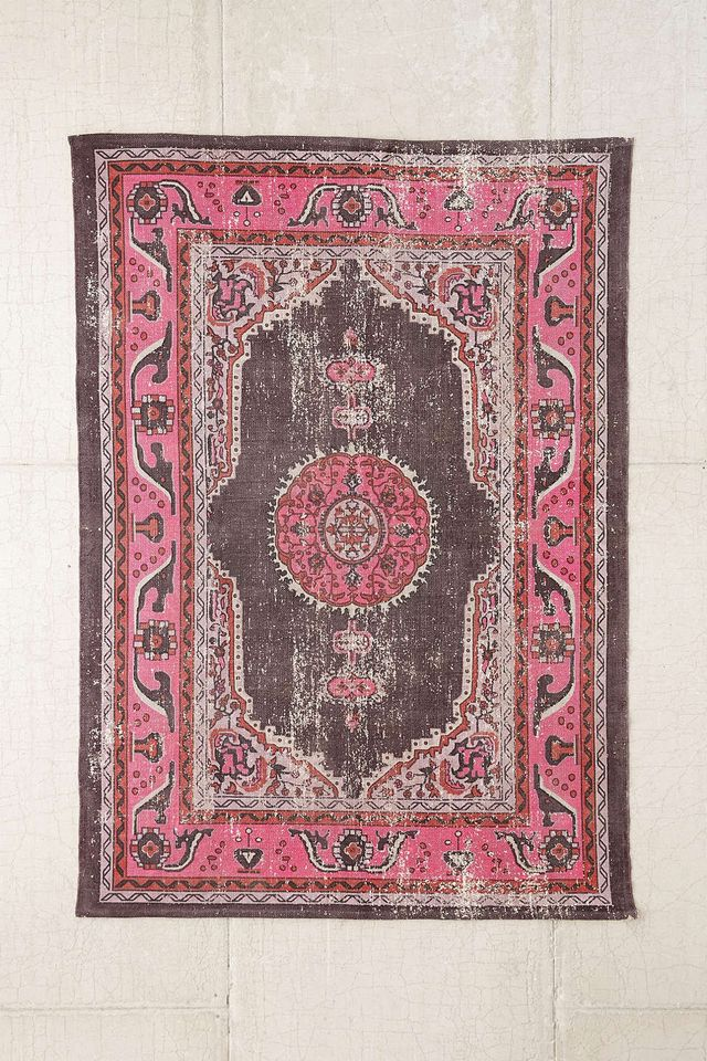 Urban Outfitters Magical Thinking Salma Printed Rug