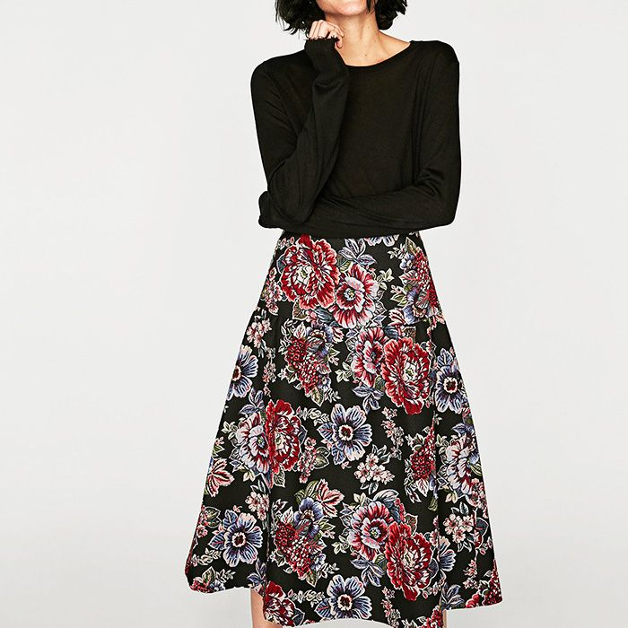 93100184bf61 The Most Flattering Pieces at Zara for Your Body Type | Who What Wear