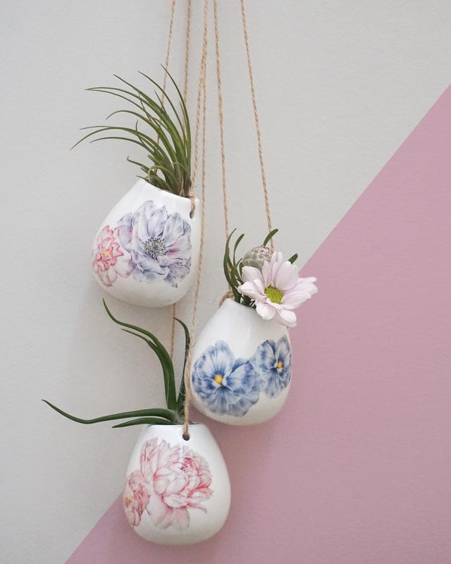 Carmen Hui Handmade Plant Pot
