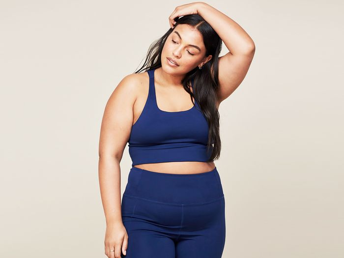 e758a2465e57d4 These Plus-Size Leggings Have the Best Reviews | Who What Wear