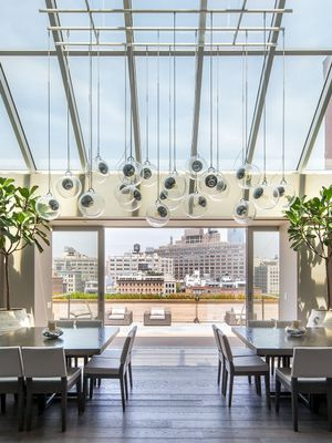 Step Inside the Gorgeous $37M Penthouse Adele Rented in NYC