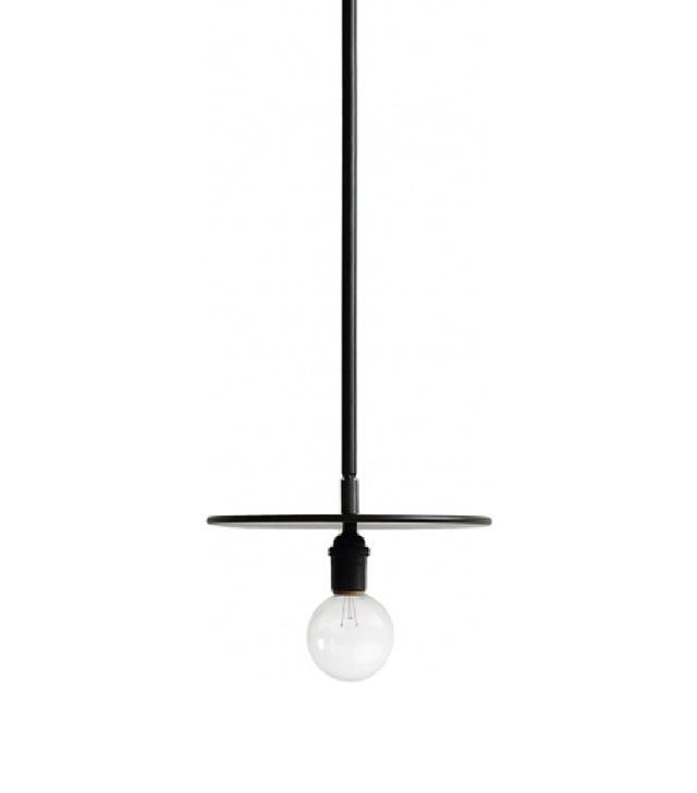 Workstead Black Pendant