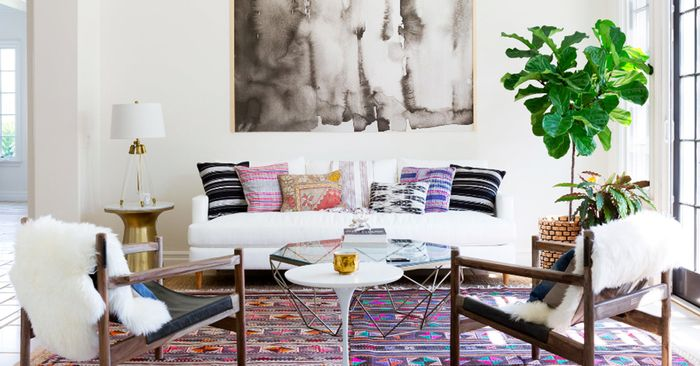 Attrayant 8 Easy Ways To Make Your Living Room Extra Cozy When Youu0027re Bored |  MyDomaine