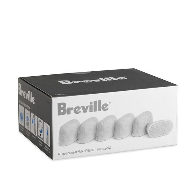Breville Single Serve Charcoal Water Filters