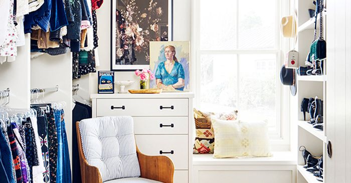 Celebrity Closet Organization Hacks Youu0027ll Want To Copy For 2017 | Who What  Wear