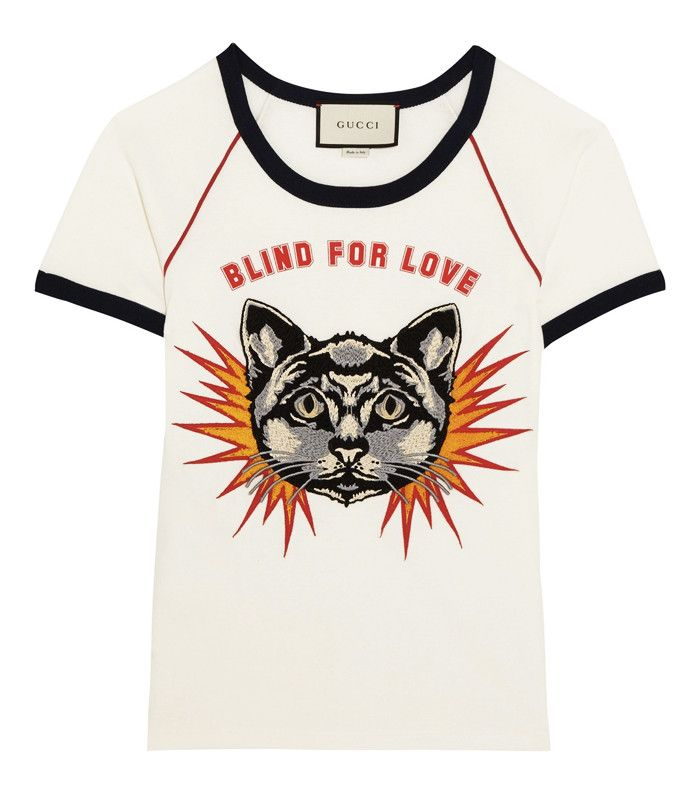 816e758bff5 The Gucci Logo Shirt You ve Seen All Over Instagram
