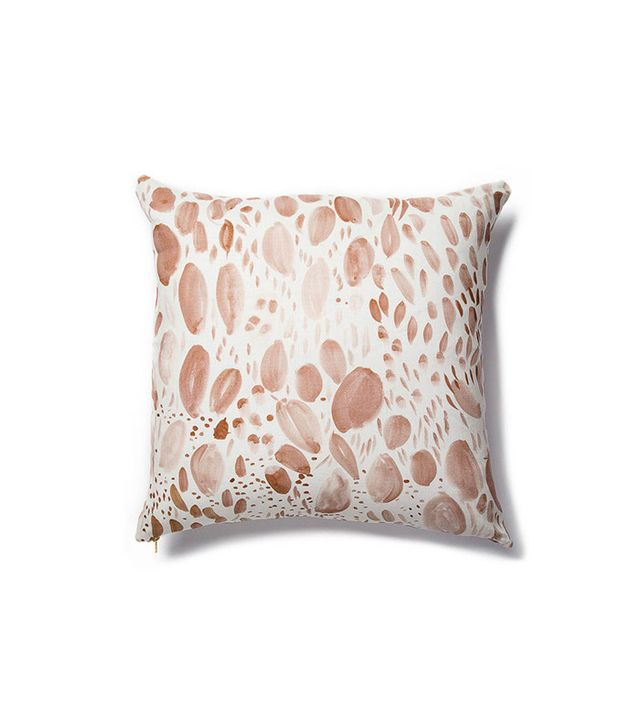 Rebecca Atwood Blooms Pillow in Multi Blush