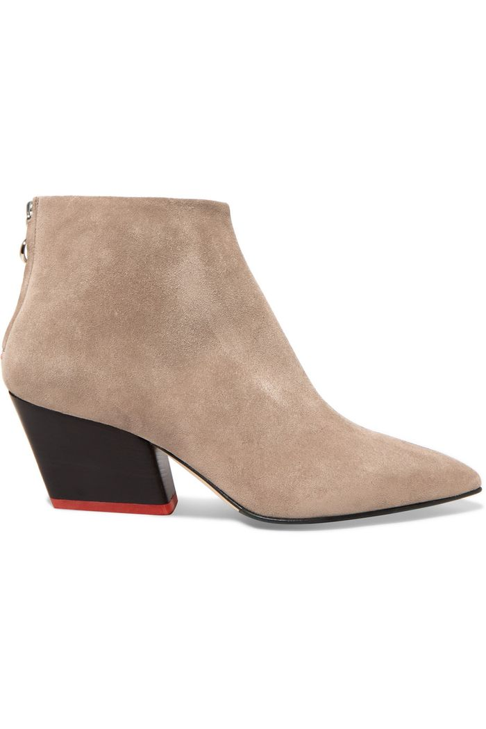 More Suede Boots