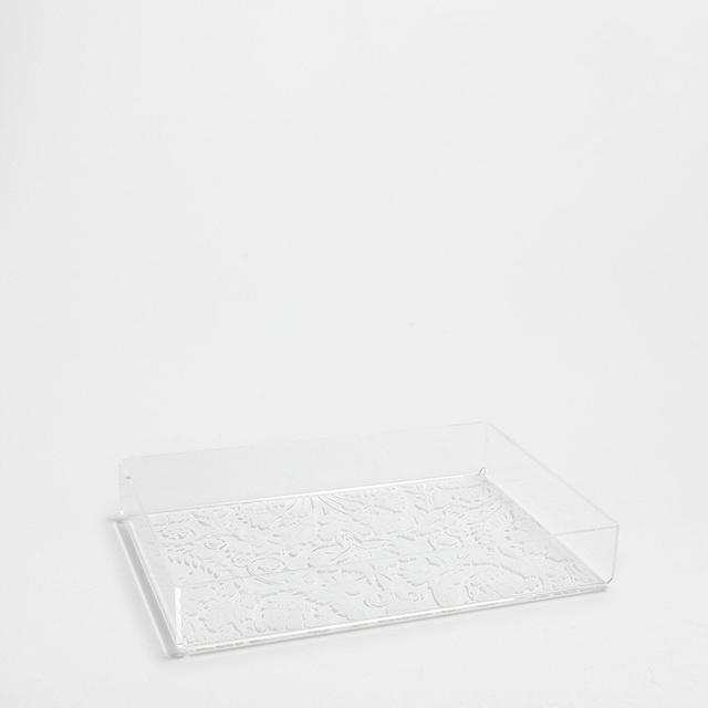 Zara Home White Tray