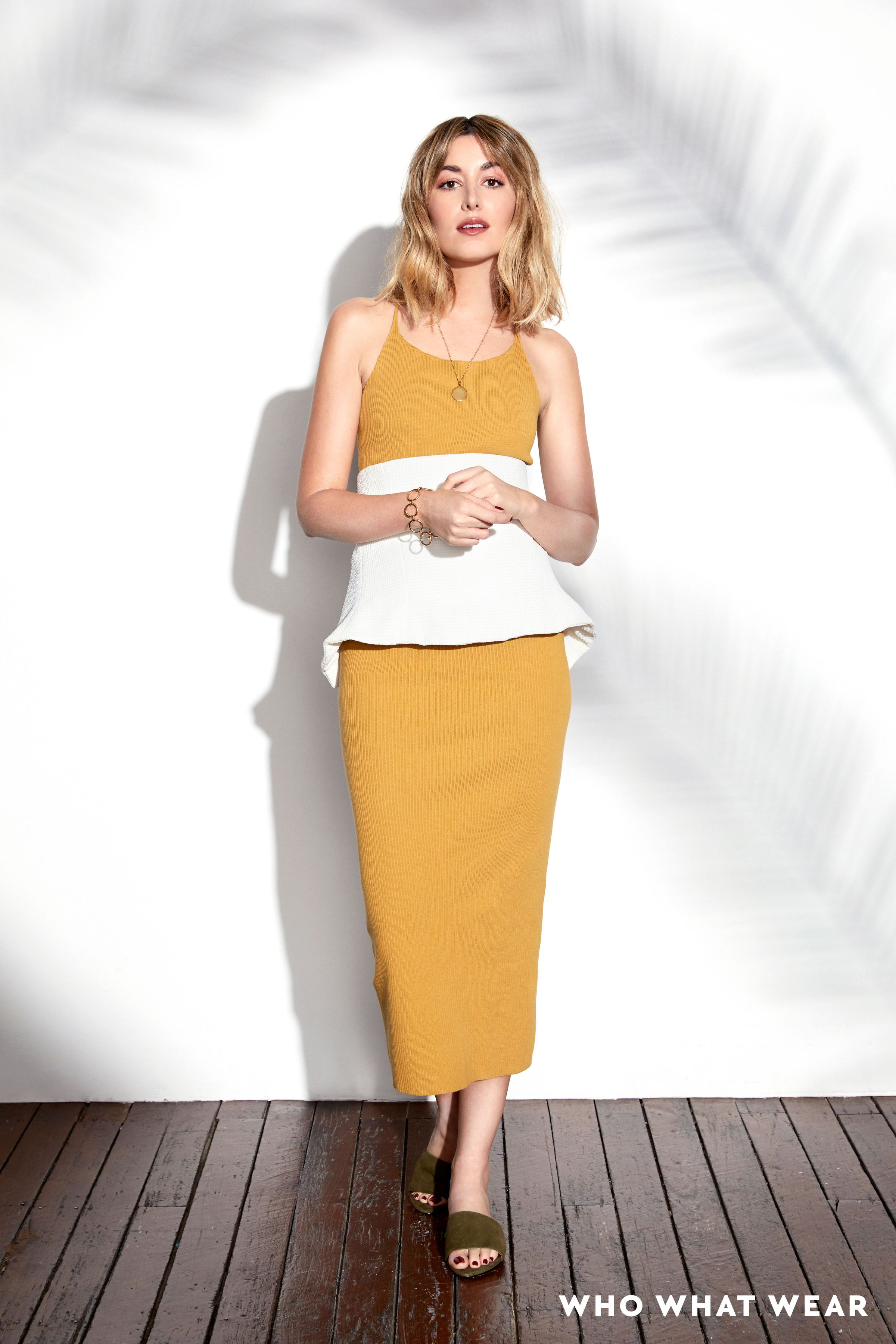 """<p><em>Pictured: <a href=""""http://www.gluestore.com.au/search/nav/brand/nudelucy/"""" target=""""_blank"""">Nude Lucy</a>Dress (coming soon), <a..."""