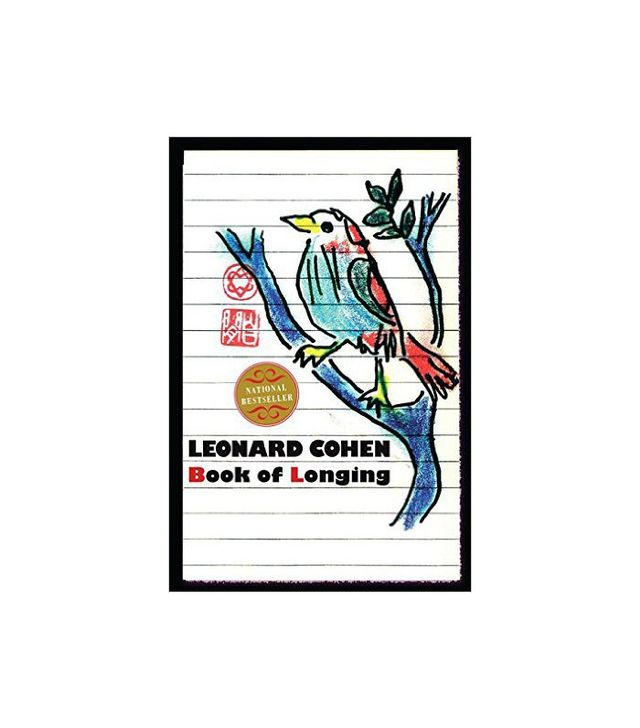 The Book of Longing by Leonard Cohen