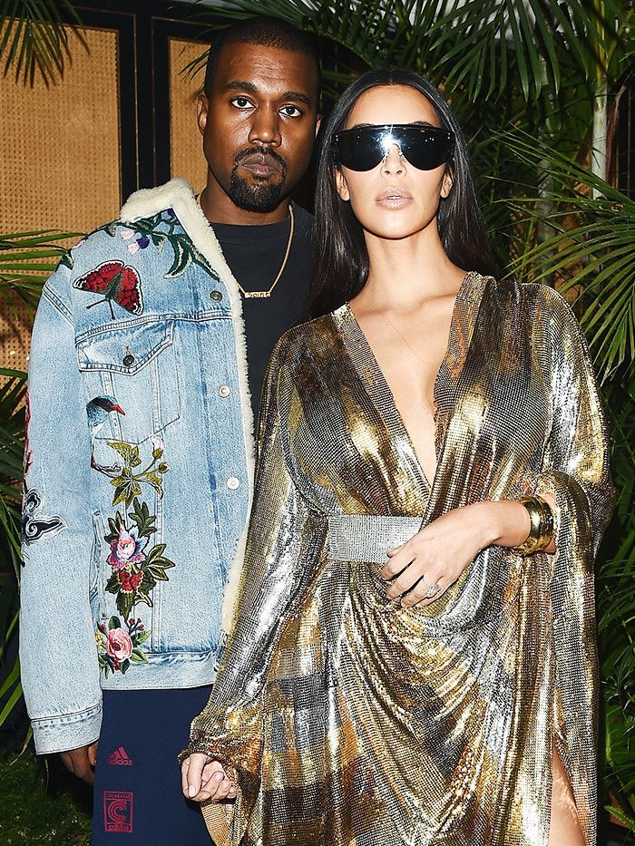 You Have to See Kanye West and Kim Kardashian\'s Family Christmas ...