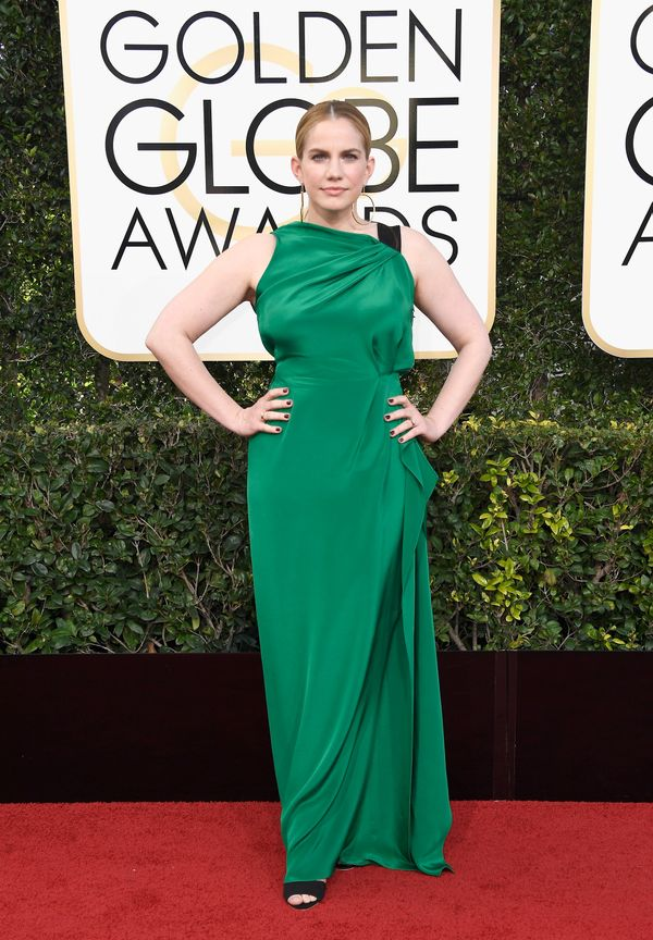 <p><strong>WHO:</strong>Anna Chlumsky</p> <p><strong>WHAT:</strong> Actress</p>